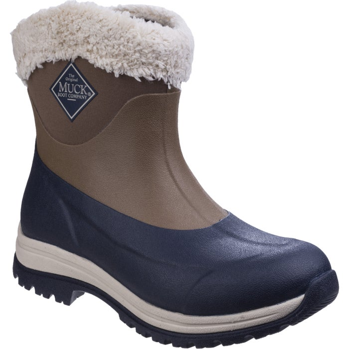 Muck Boots Arctic Apres 8in Ladies Wellingtons