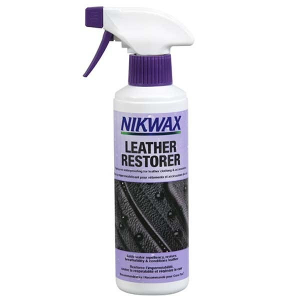 Nikwax Leather Restorer Spray On 300ml Proofing