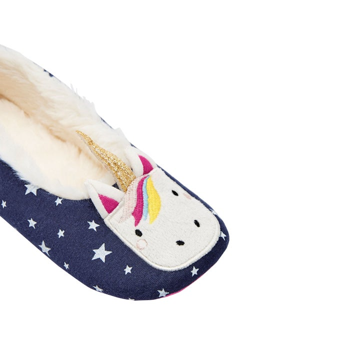 Joules Dreama Character Slippers