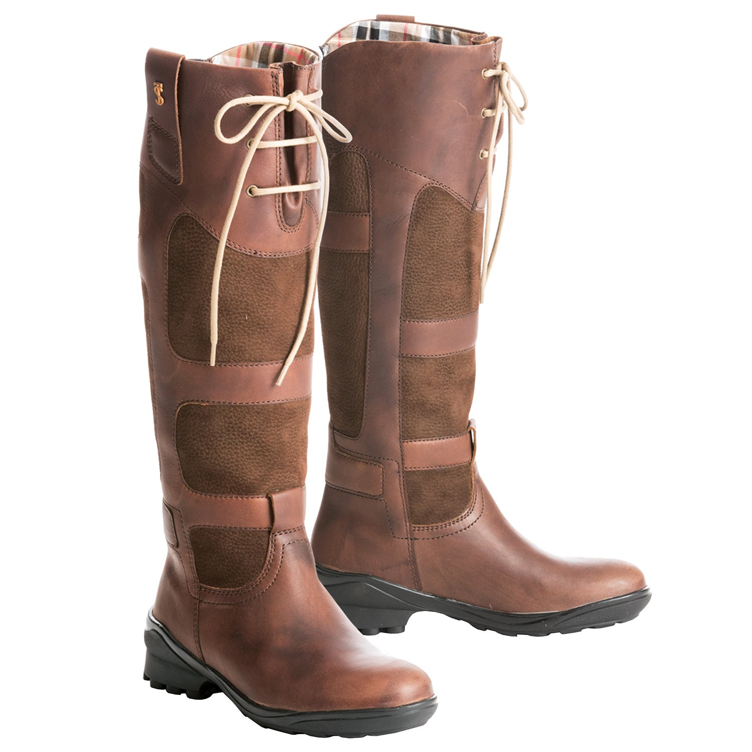 b78fc0cf993 Tredstep Avoca Wide Fit Pull On Ladies Country Boots from Rideaway