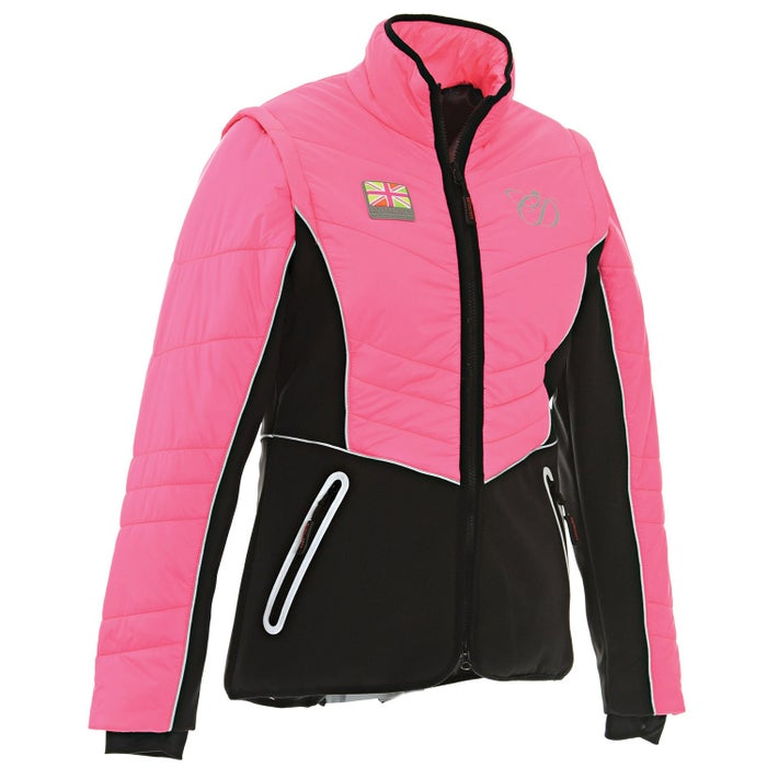 Equisafety Charlotte Dujardin Renver Ladies Reflective Jacket