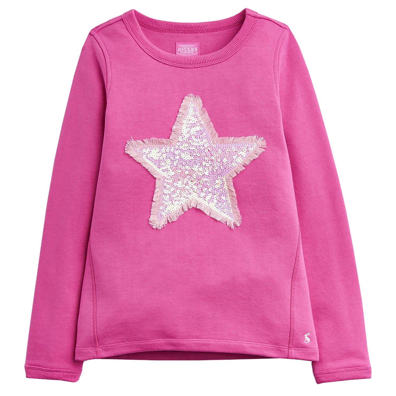 Joules Mart Graphic Print Sweater
