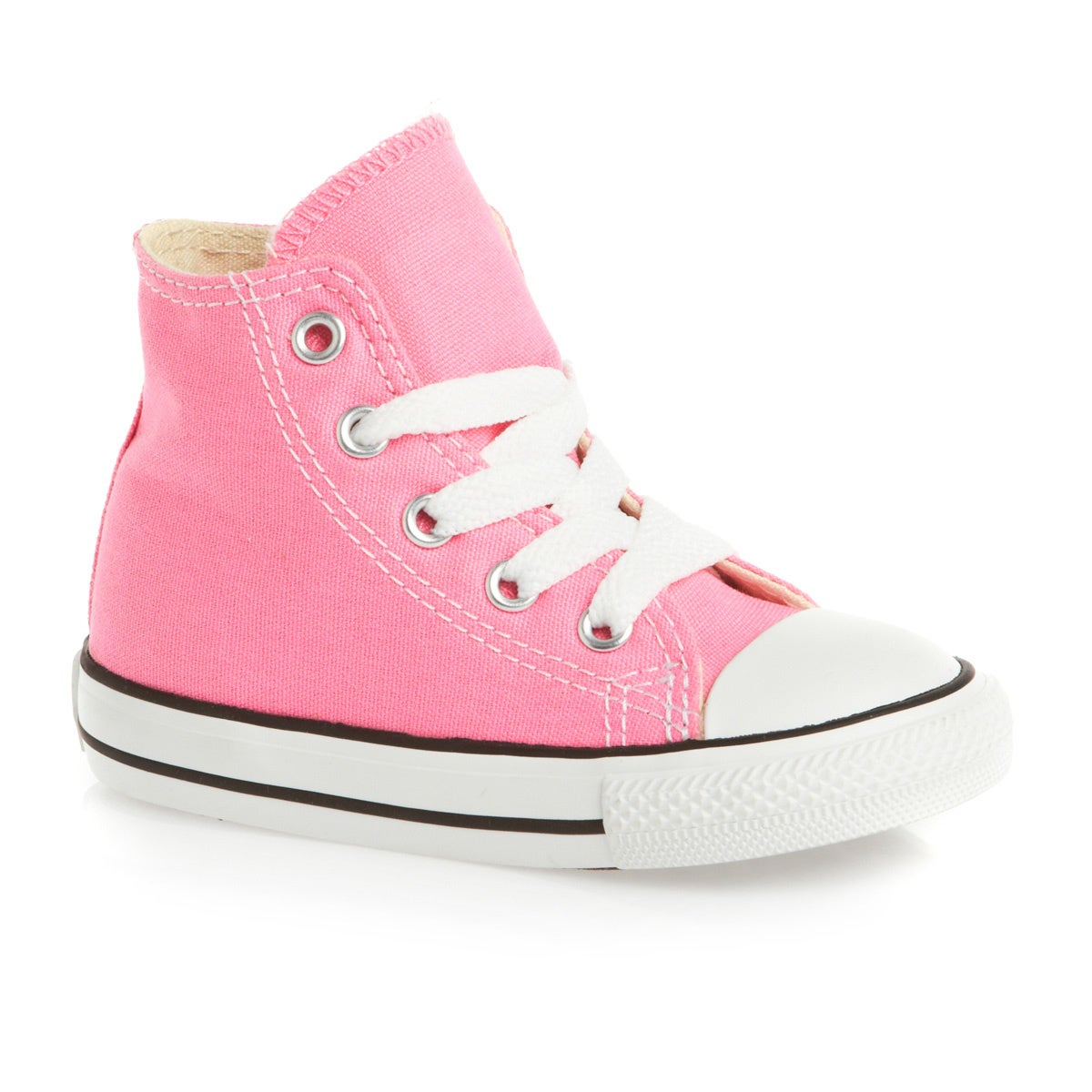 Converse All Stars Hi Kids Toddler Shoes - Pink