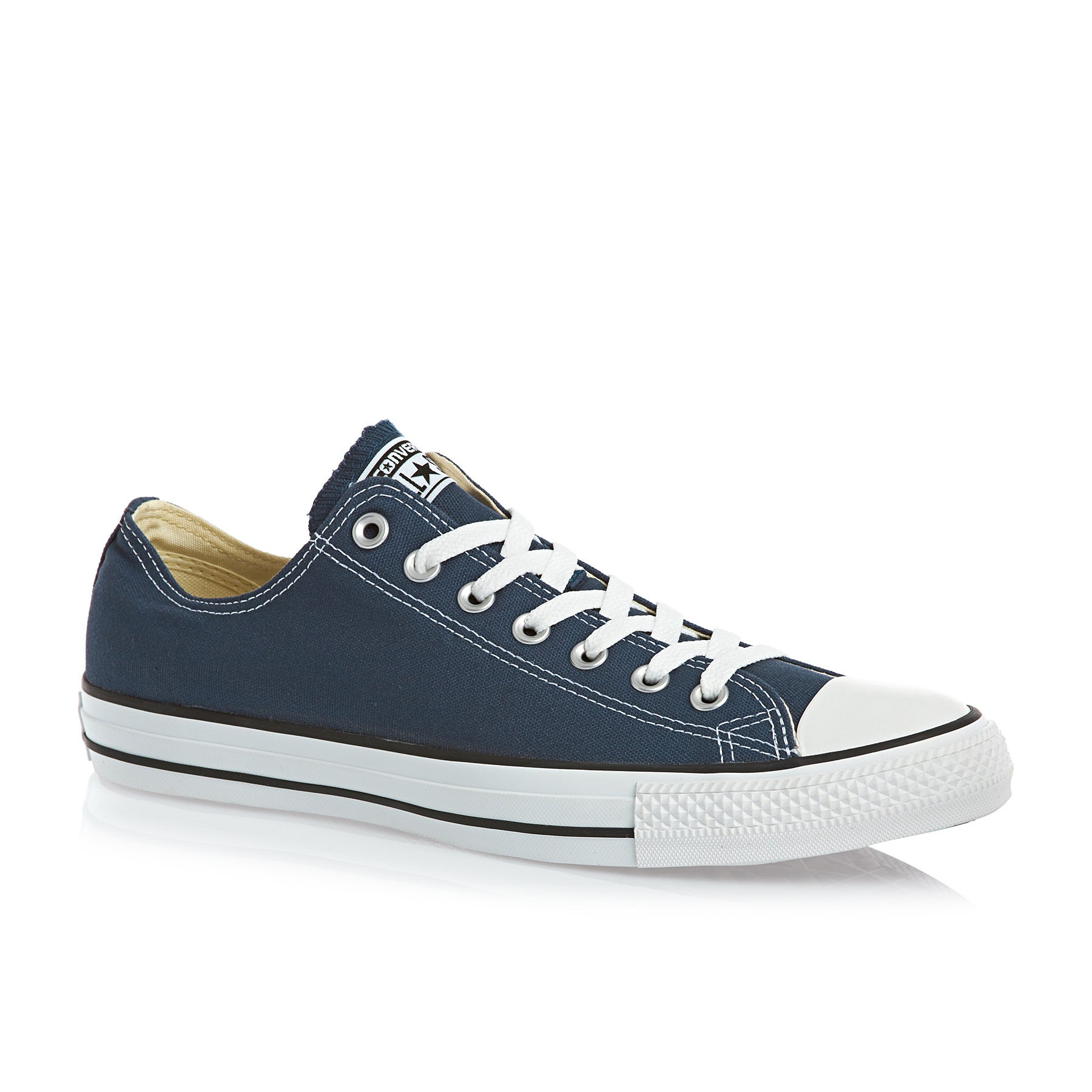 Converse Chuck Taylor All Stars OX Shoes - Navy