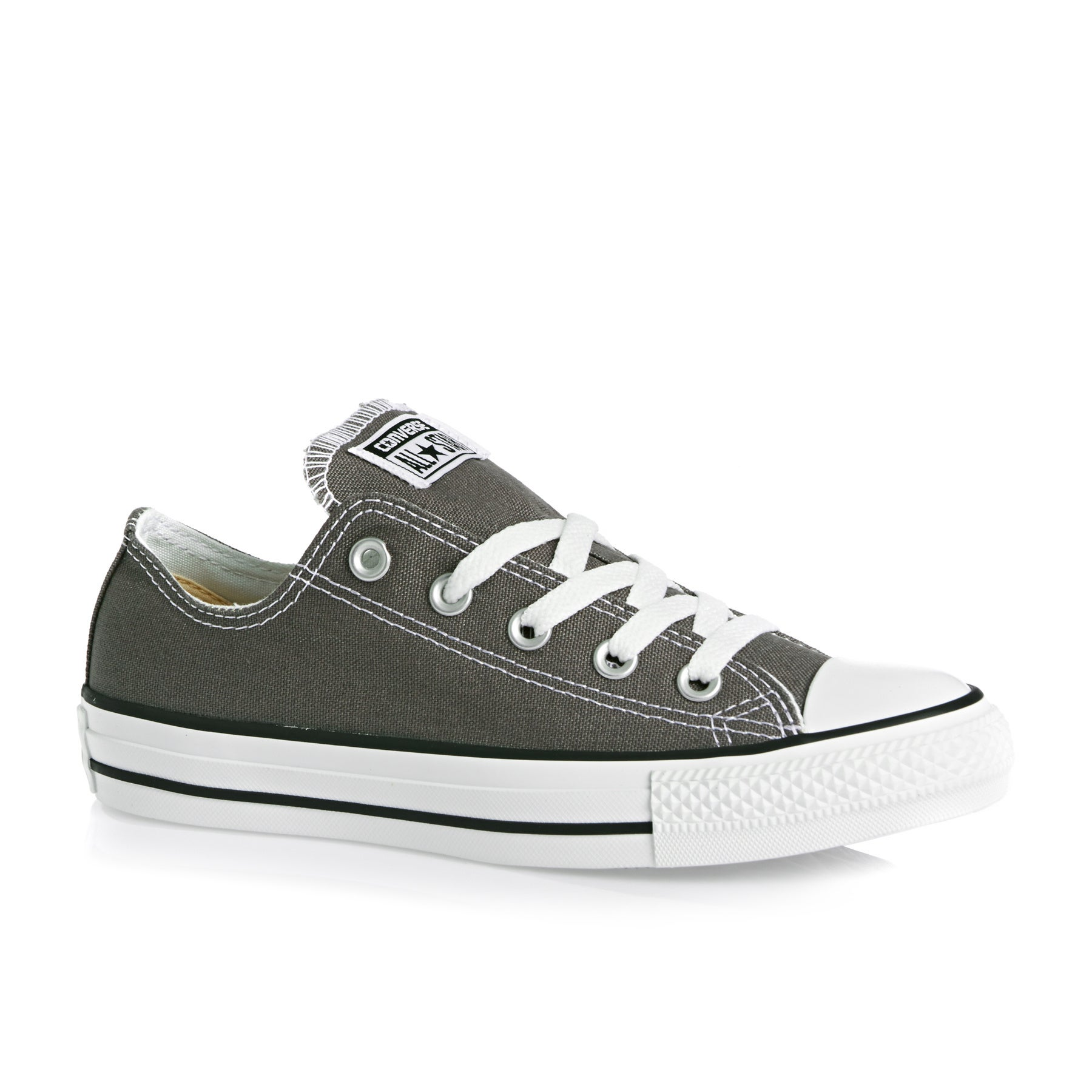 Converse Chuck Taylor All Stars OX Shoes - Charcoal