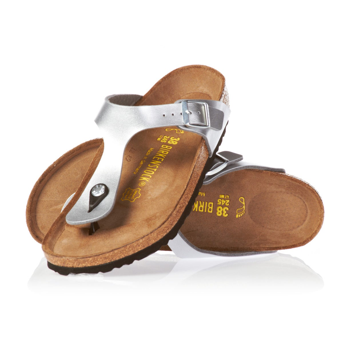 new product b0520 83eb2 Birkenstock Gizeh Birko Flor Sandals | Free Delivery* on All Orders