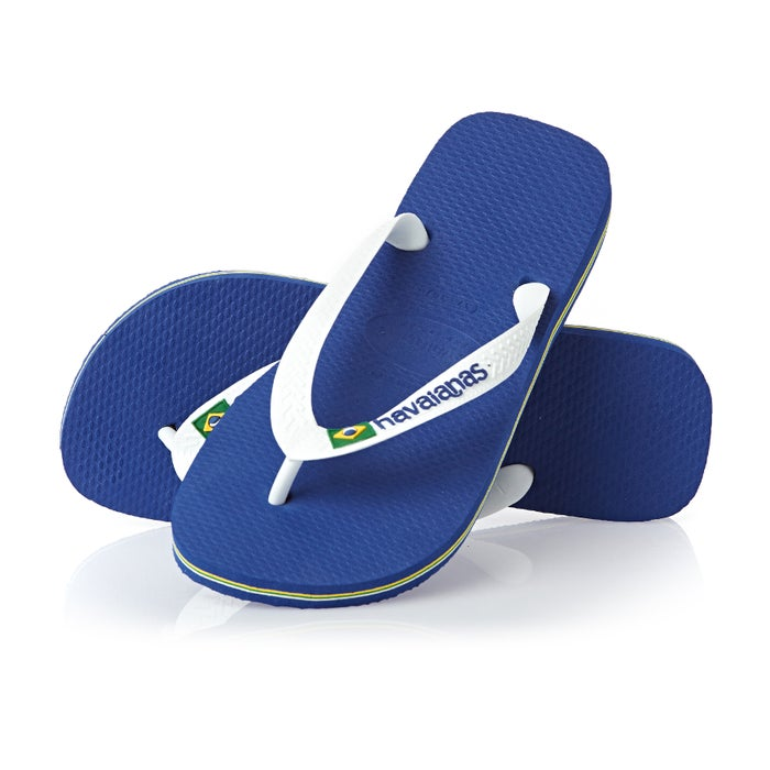 7049de7c2 Havaianas Brasil Logo Sandals available from Surfdome