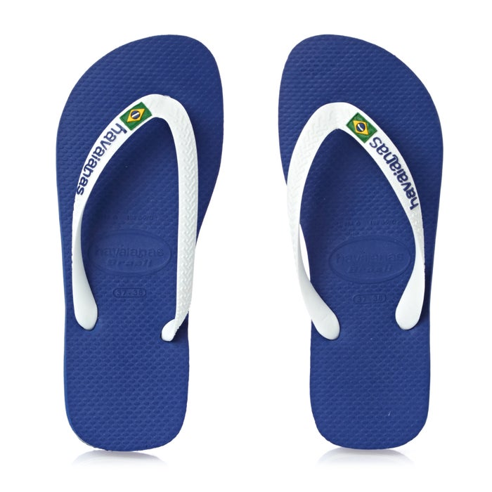 e9f562e221f7 Havaianas Brasil Logo Sandals available from Surfdome