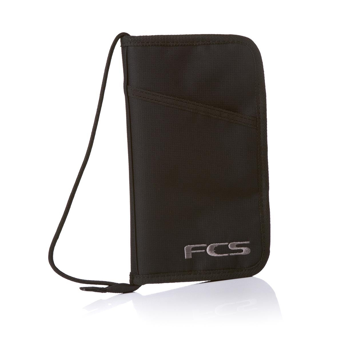 FCS Travel Wallet - Black