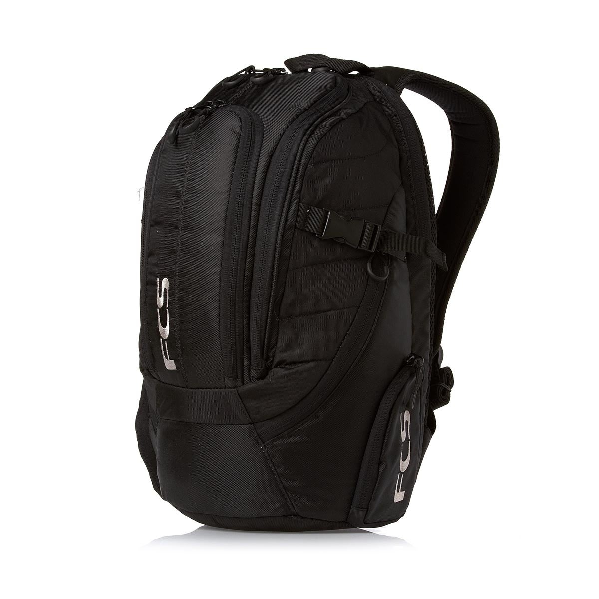 FCS Stash Premium Laptop Backpack - Black