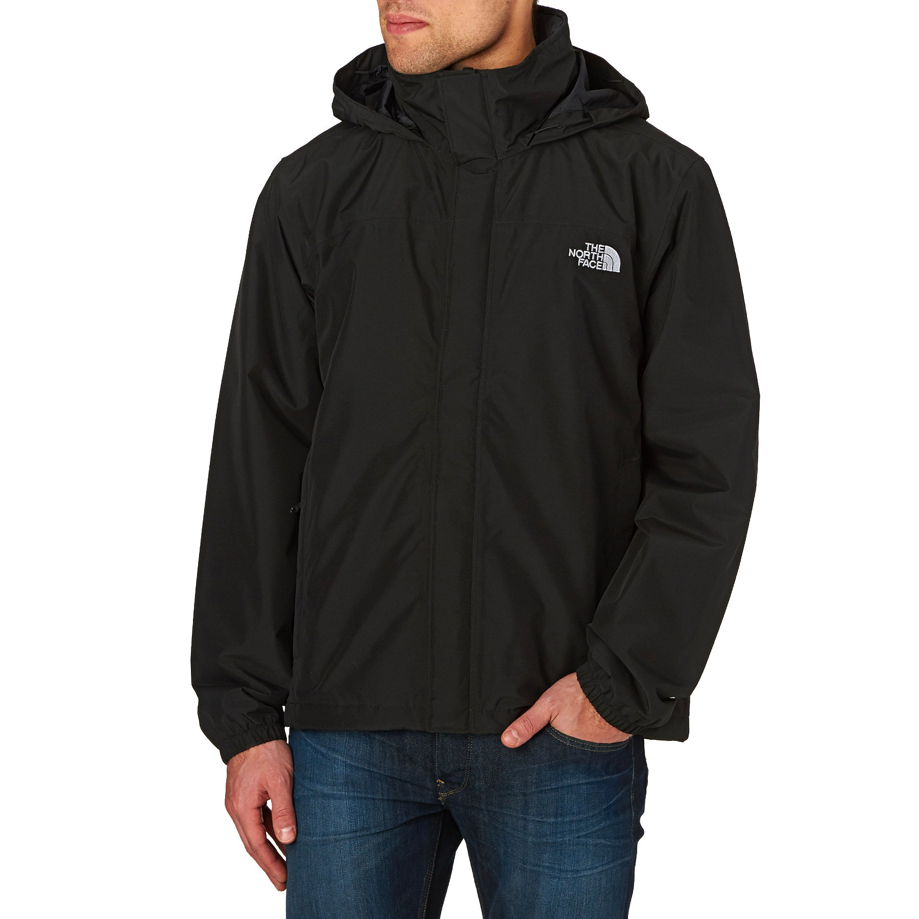 5a645c5c3 North Face Insulated Resolve Jacket - Free Delivery options on All ...
