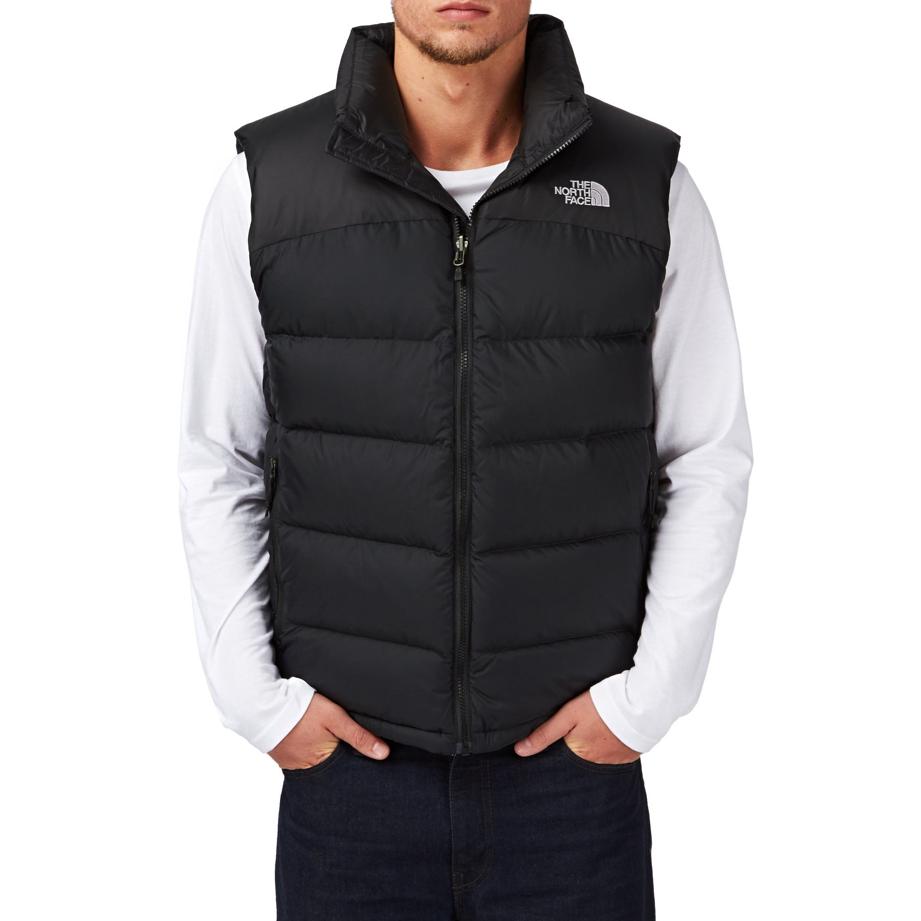 c917ba9d15f9 North Face Nuptse 2 Body Warmer