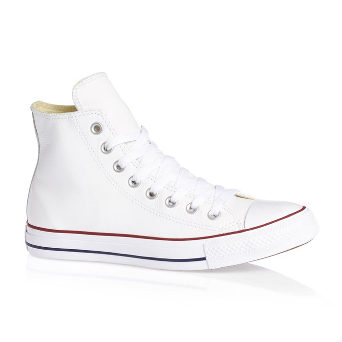 8788967cd31d Converse Chuck Taylor All Stars Hi Leather Shoes available from Surfdome