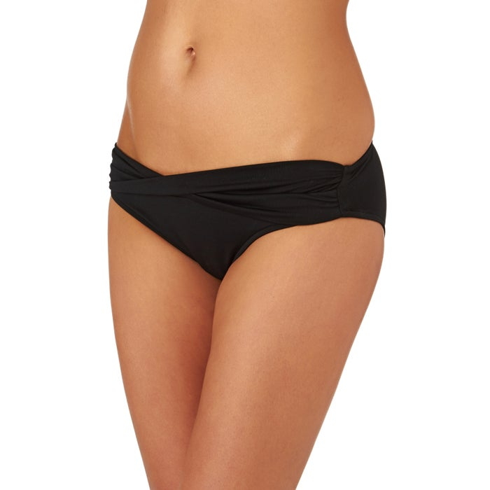 Seafolly Twist Band Mini Hipster Womens Bikini Bottoms