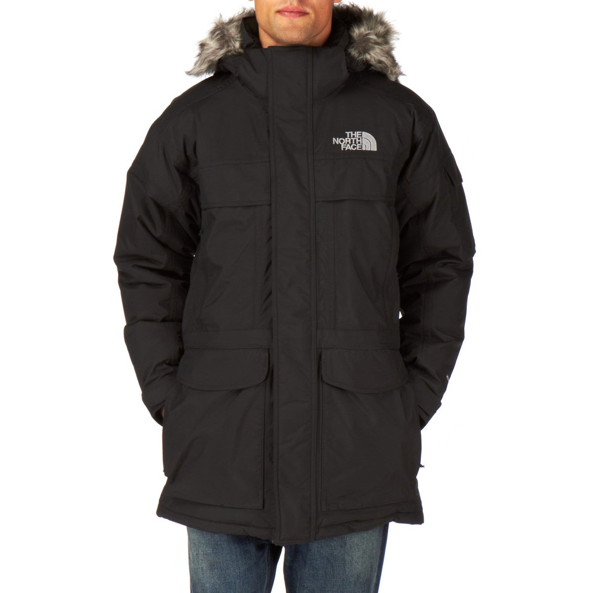 01ccdcefa850 North Face McMurdo Parka Down Jacket available from Surfdome