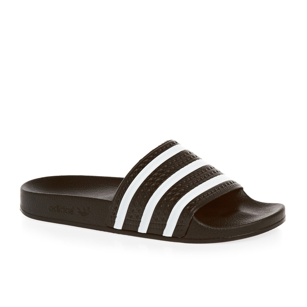 Sandalias Adidas Originals Adilette Slider - Black White