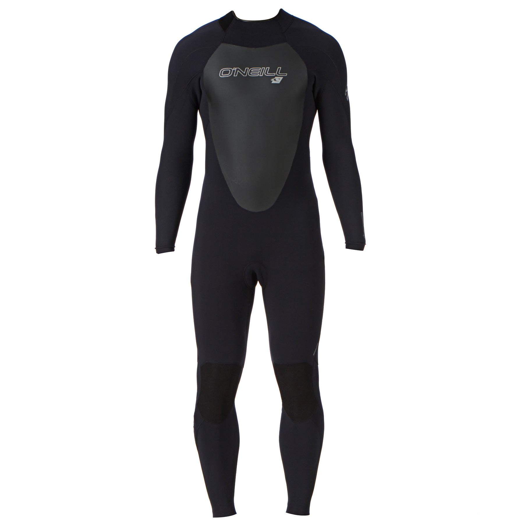 O Neill Epic 4/3mm Back Zip Wetsuit - Black