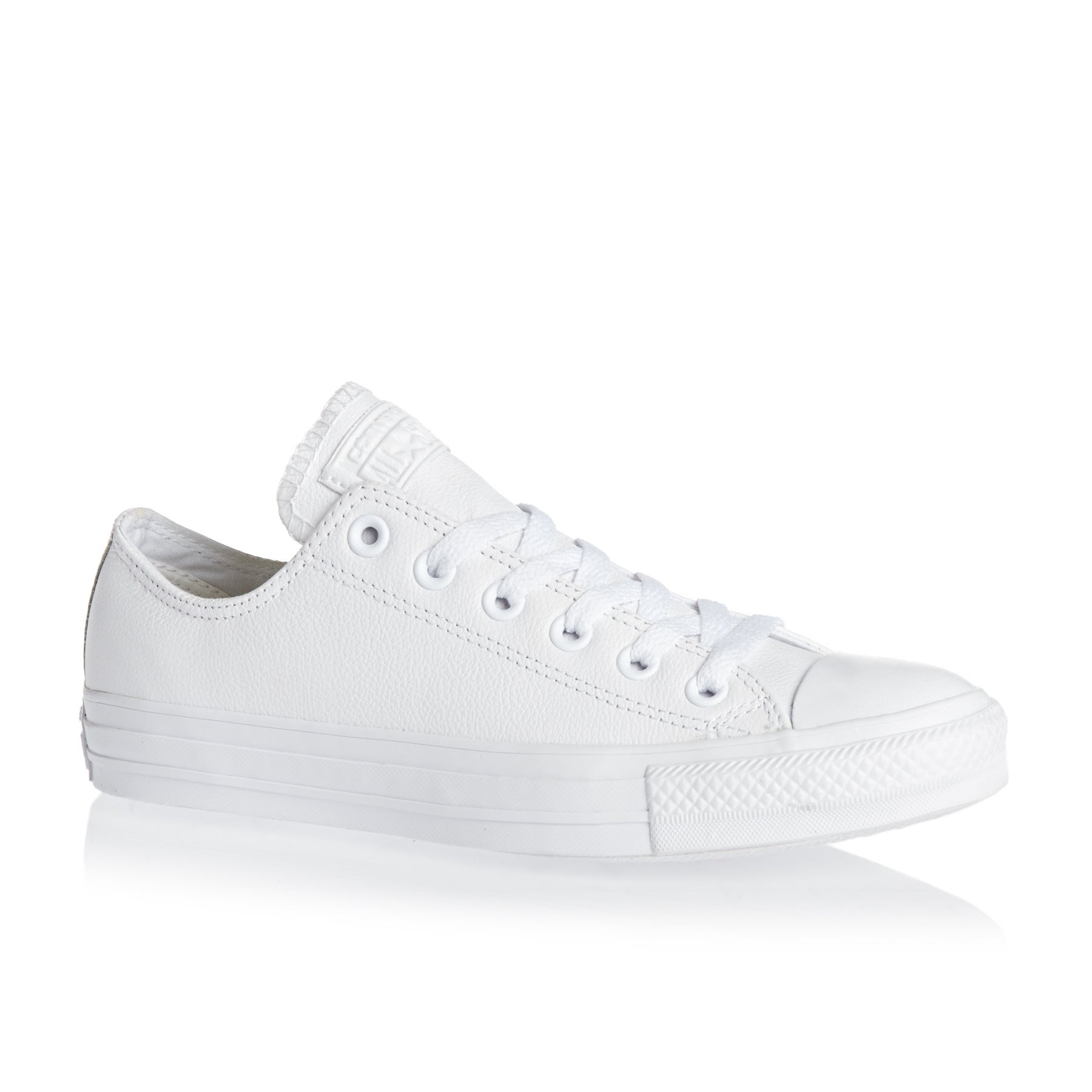 Converse Chuck Taylor All Stars Leather Shoes - White