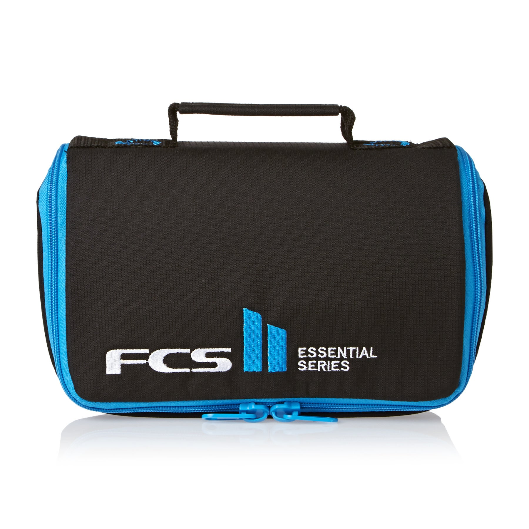 FCS Fin Wallet for 3 Sets of Fin - Black