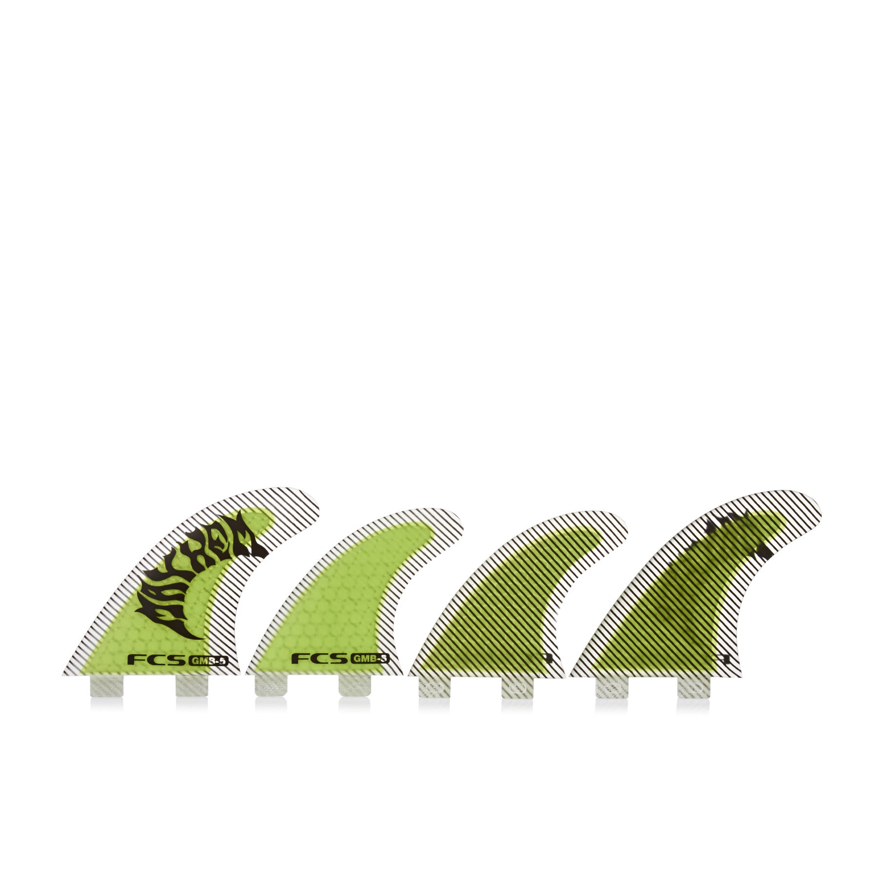 FCS GMB Performance Core Quad Fin - Large