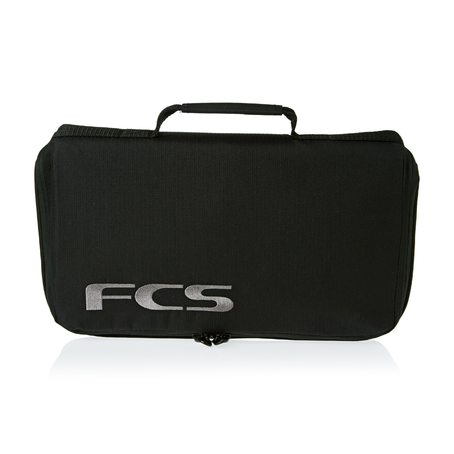 FCS Deluxe Wallet for 6 Fin - Black