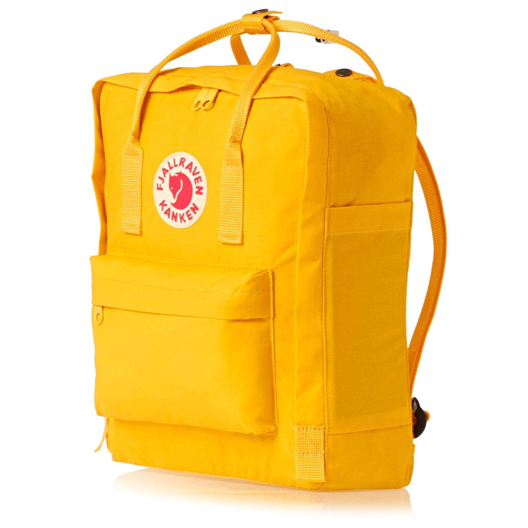 Fjallraven Kanken Classic Backpack - Warm Yellow