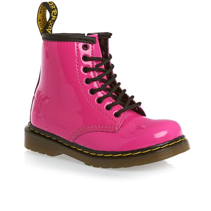 6701e049e41d2 Dr Martens Toddler Brooklee Girls Boots available from Surfdome