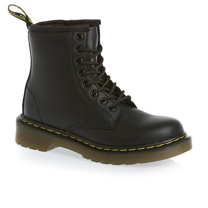 94ffdb8419a23 Dr Martens Junior Delaney Kids Boots - Free Delivery options on All ...