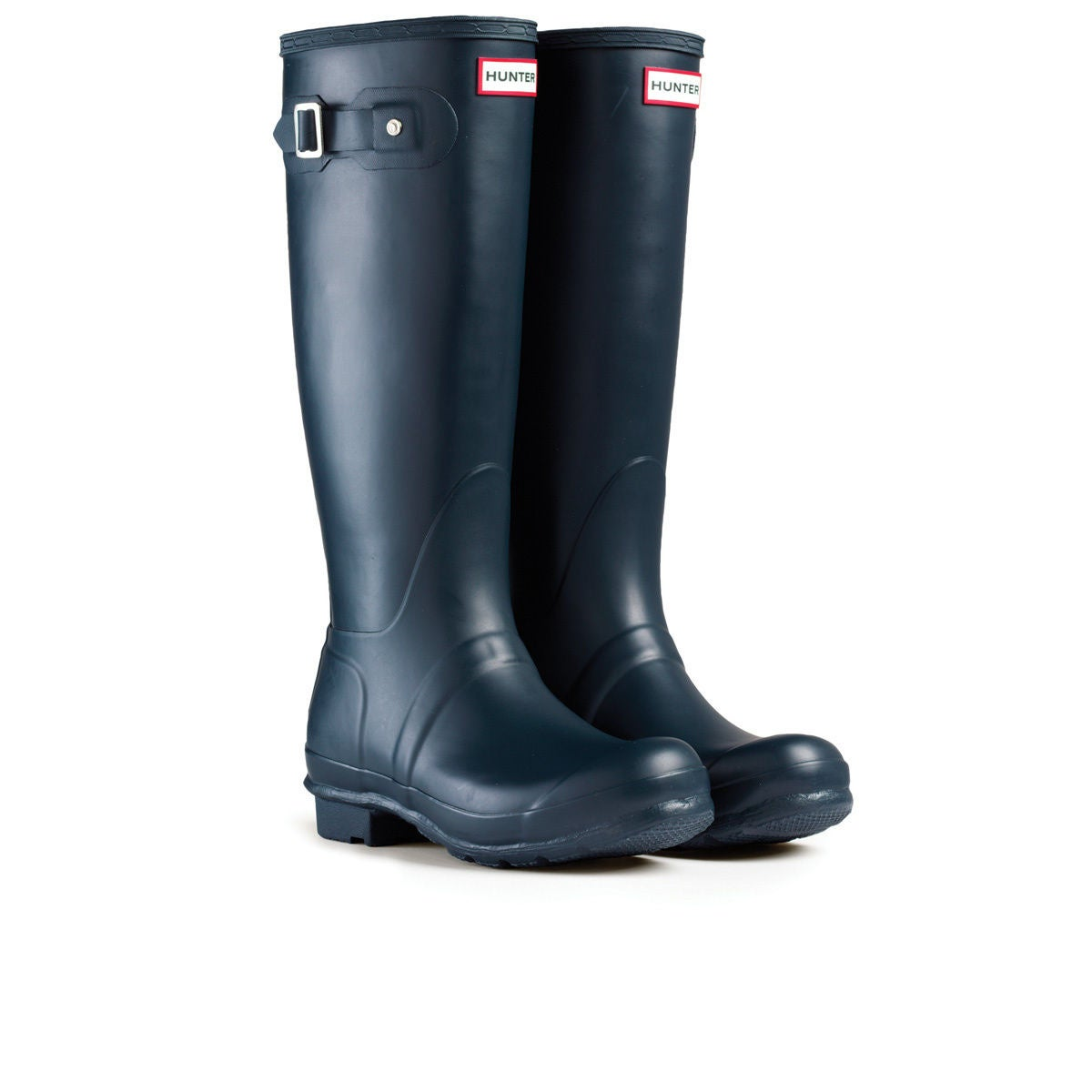 Hunter Original Tall Wellies - Navy