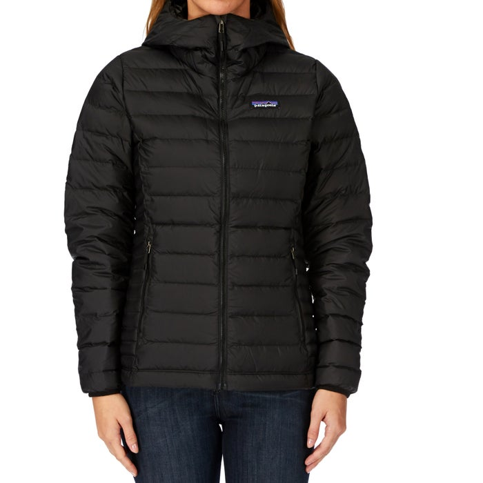 435db37b Patagonia Sweater Hooded Dame Dunjakke available from Surfdome