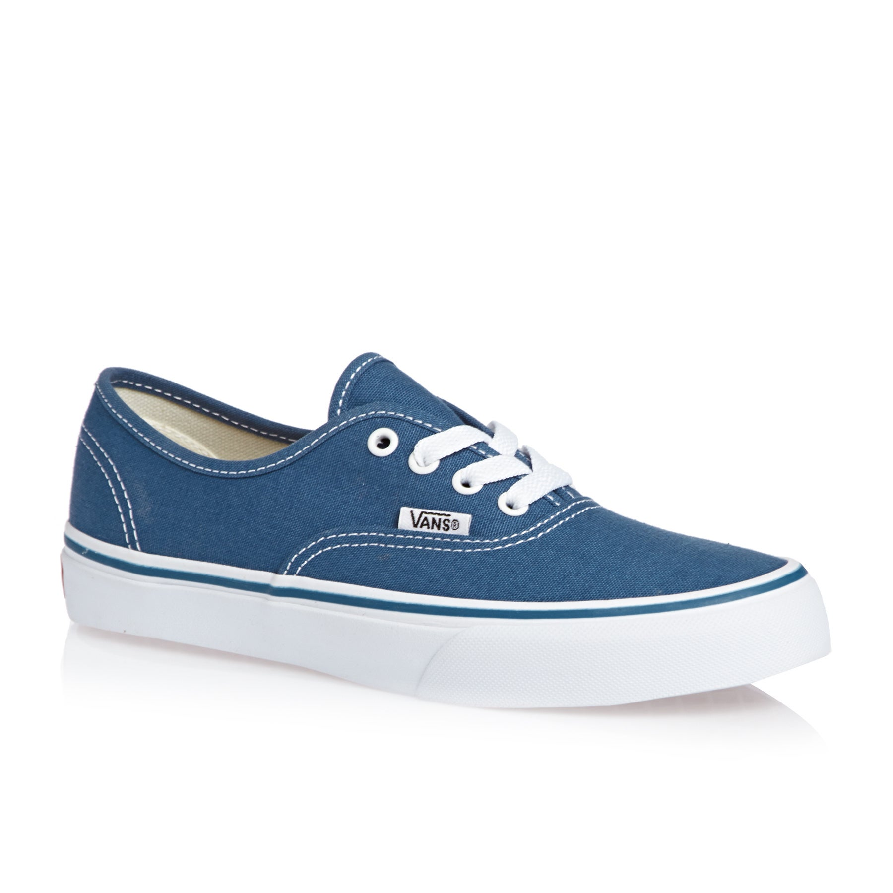 Vans Authentic Kids Shoes - Navy True White