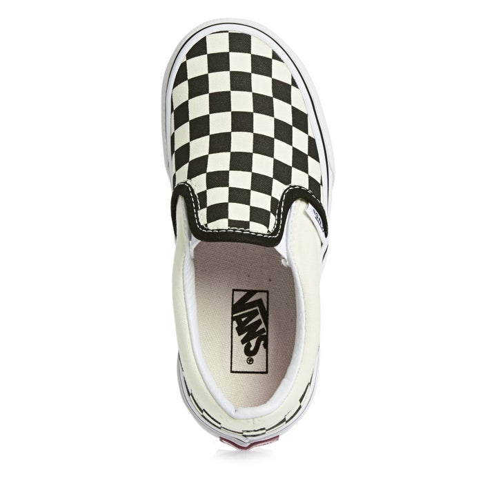 Vans Classic Slip On Kids Shoes