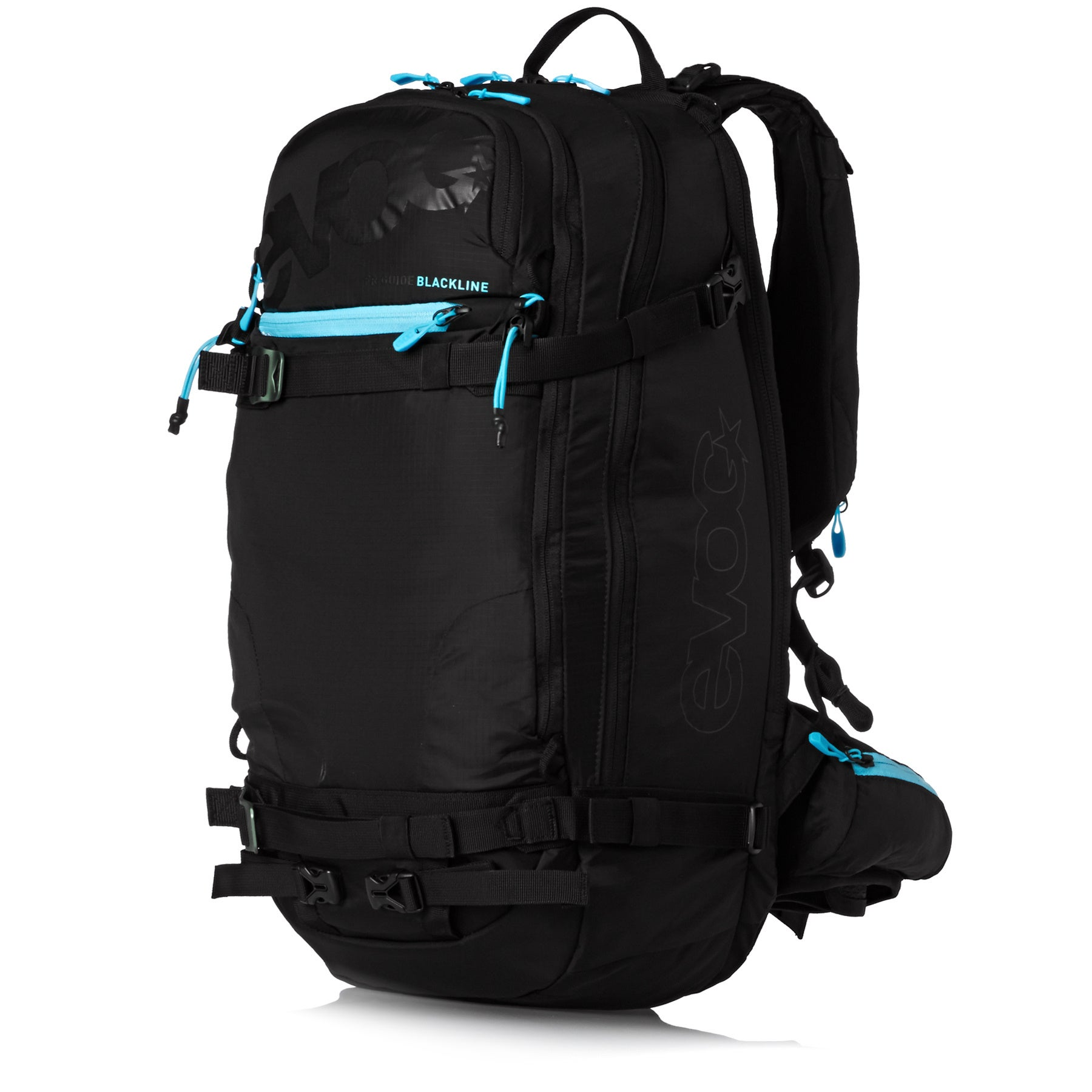 EVOC FR Guide Blackline 30L Snow Backpack - Black