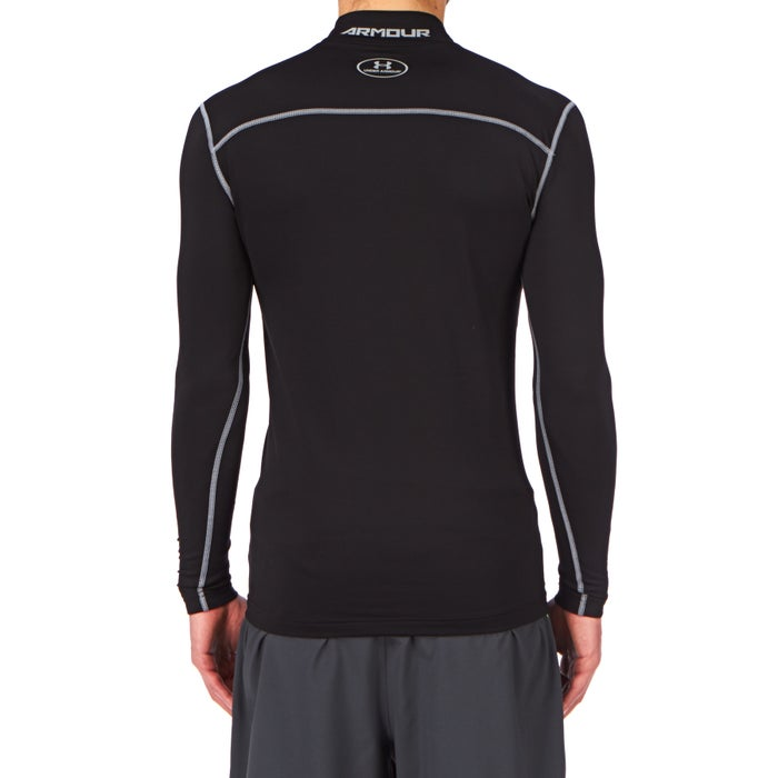 Under Armour Cold Gear Mock LS Base Layer Top