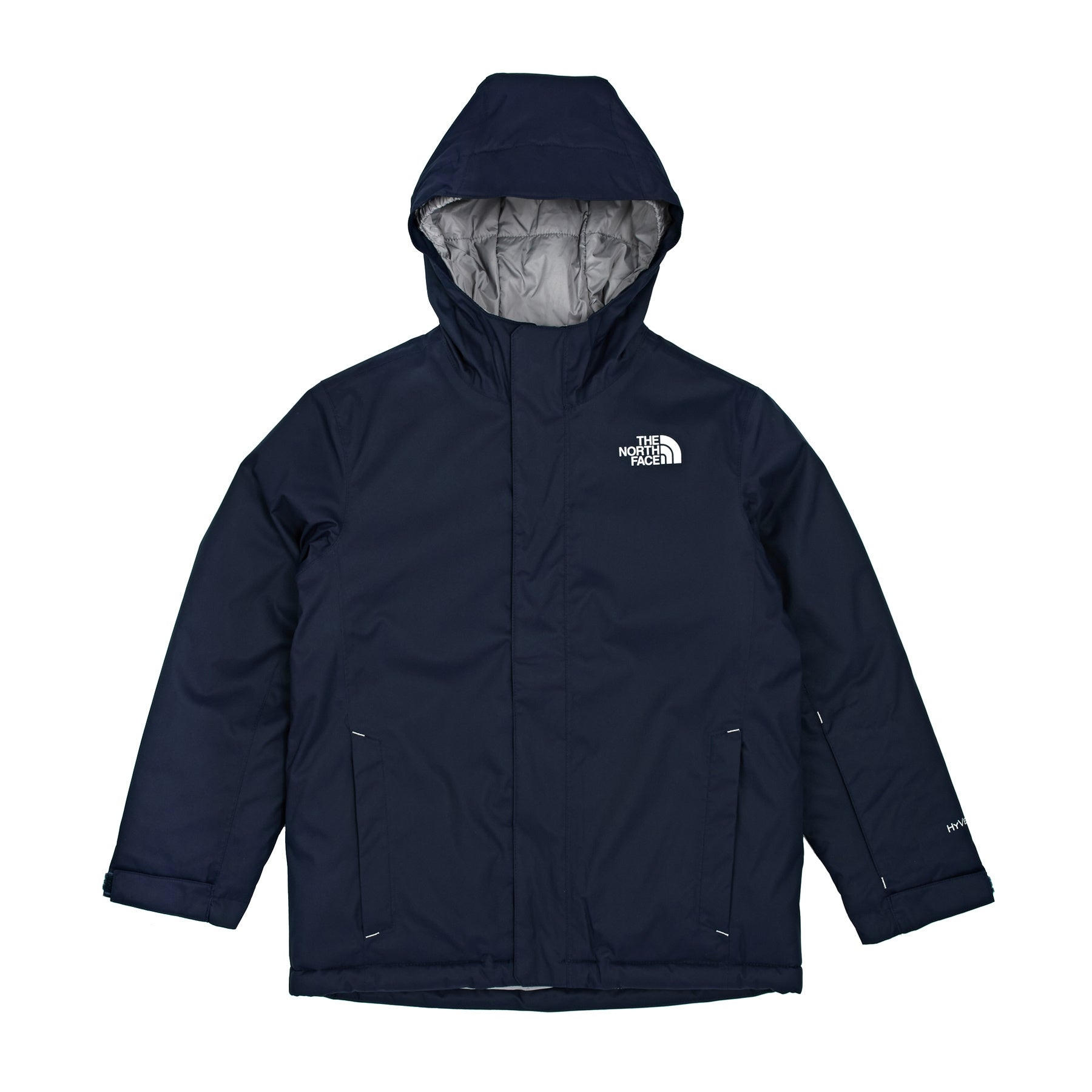 North Face Snow Quest Boys Jacket - Cosmic Blue