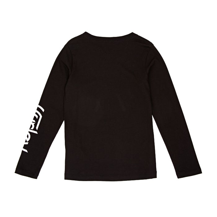 Hurley Original Vintage Boys Long Sleeve T-Shirt