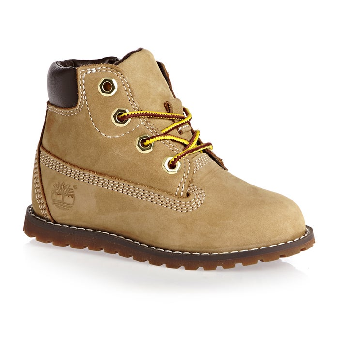 Timberland Pokey Pine 6in Side Zip Boys Boots