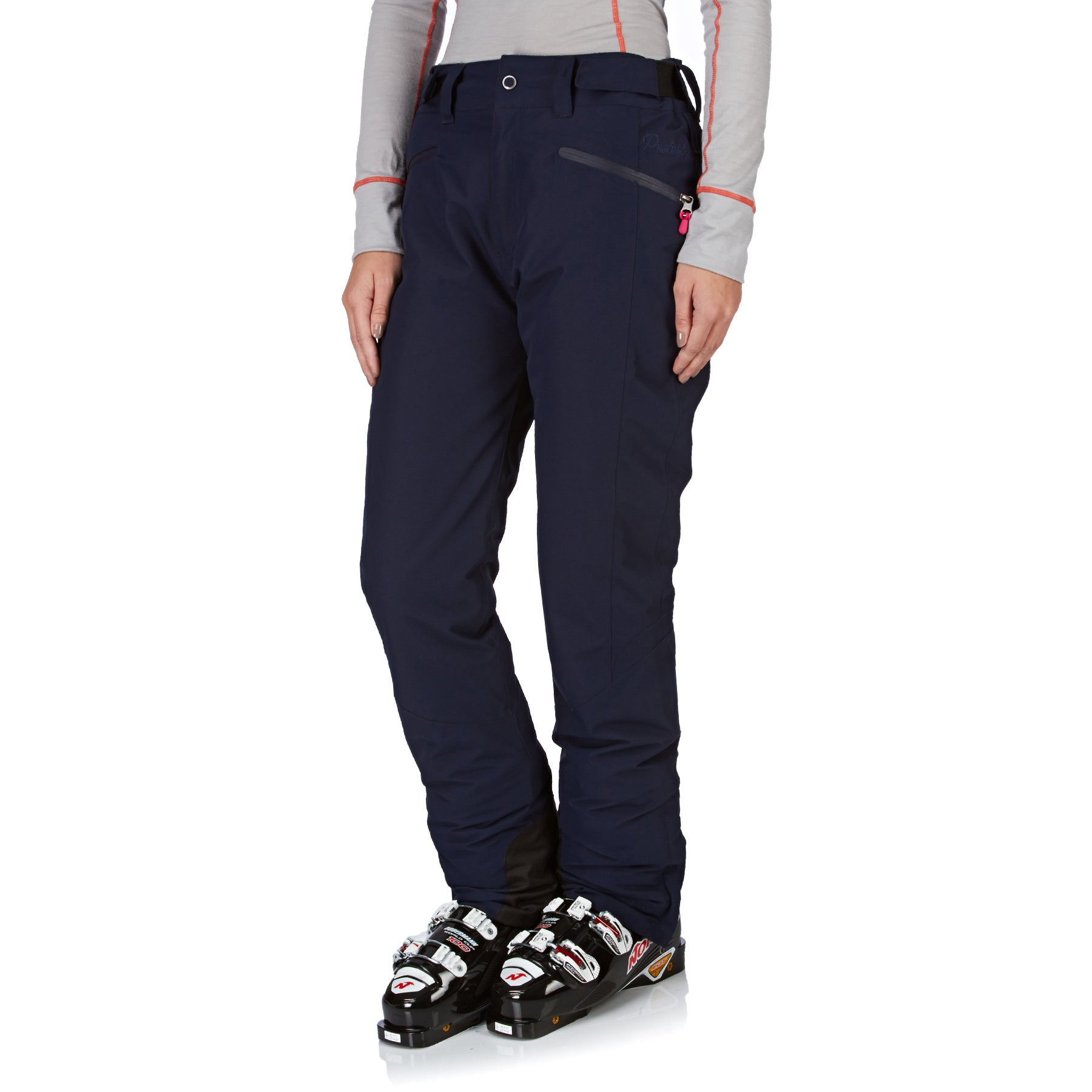Protest Kensington Womens Snow Pant - Ground Blue