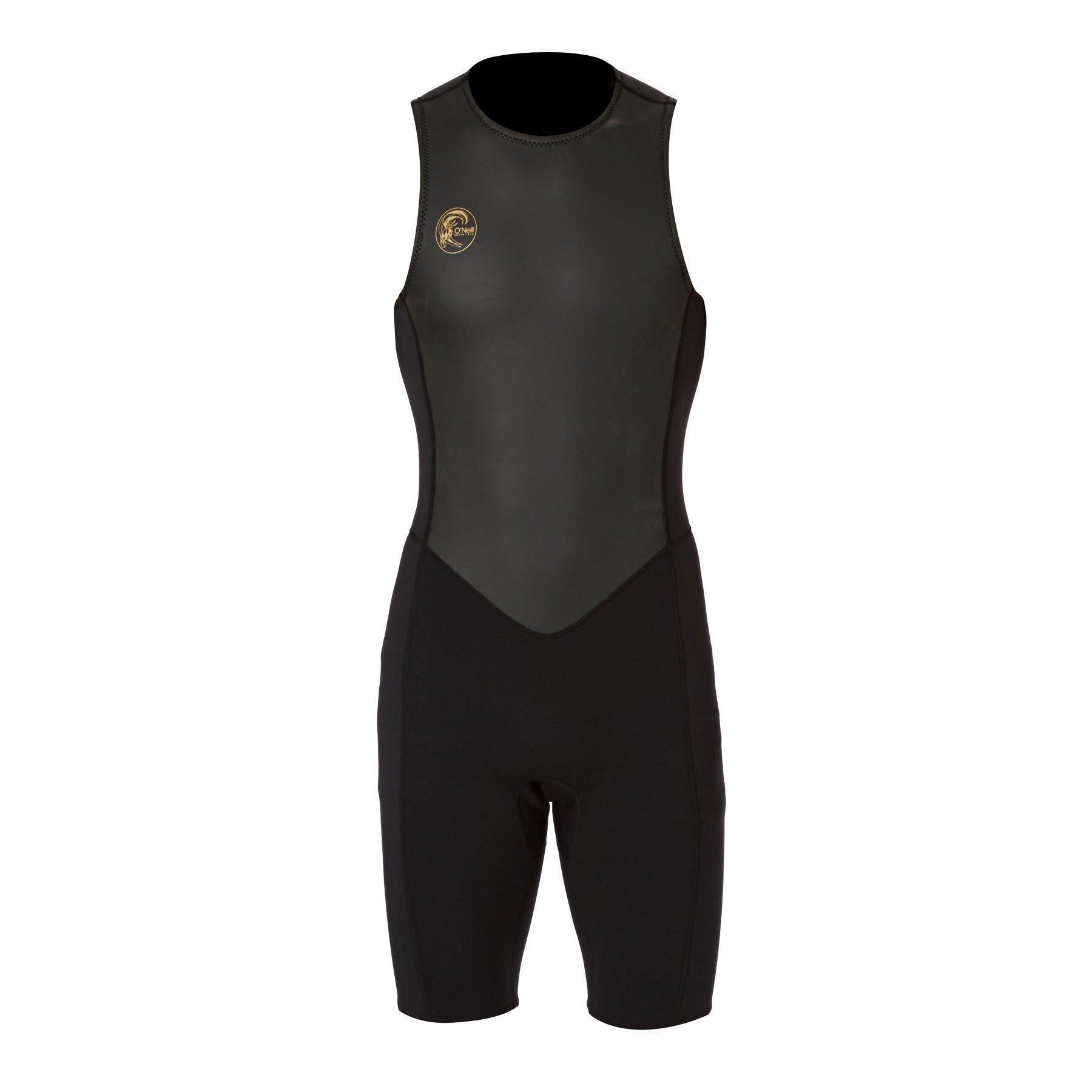 O Neill O'riginal 2mm Short John Back Zip Wetsuit - Black