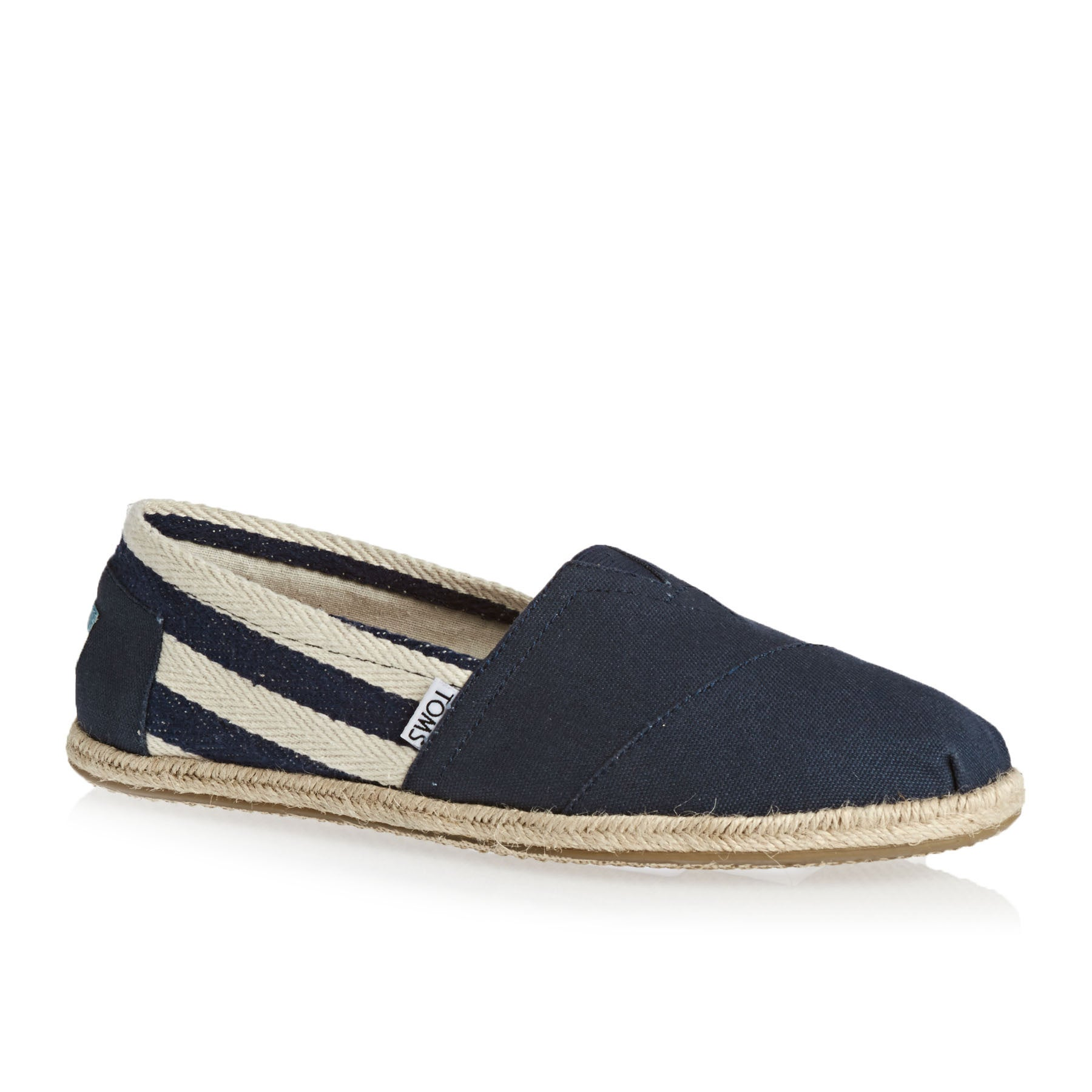 ae120c61d80 Toms Mens University Classic Alpargata Slip On Shoes available from ...