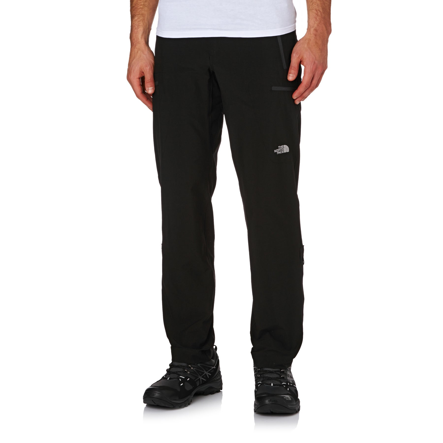 North Face Exploration Cargo Pants - Tnf Black