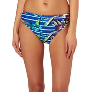 Moontide Eden Ruched Front Bikini Bottoms