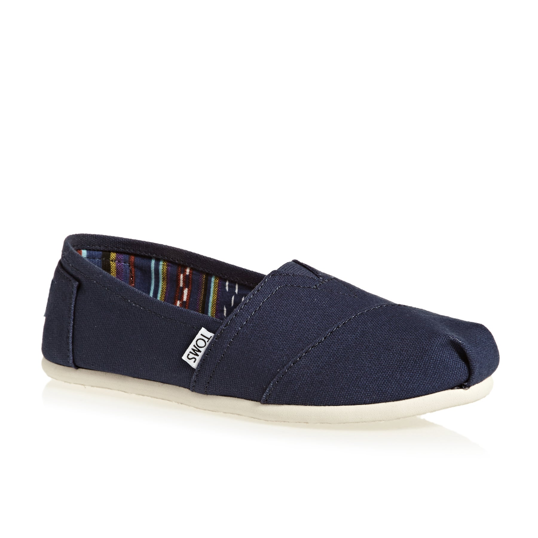 cfec355d1e Toms Classic Alpargata Womens Slip On Shoes available from Surfdome