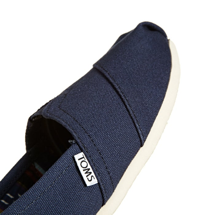 f3fd6303bb1 Toms Classic Alpargata Womens Slip On Shoes available from Surfdome