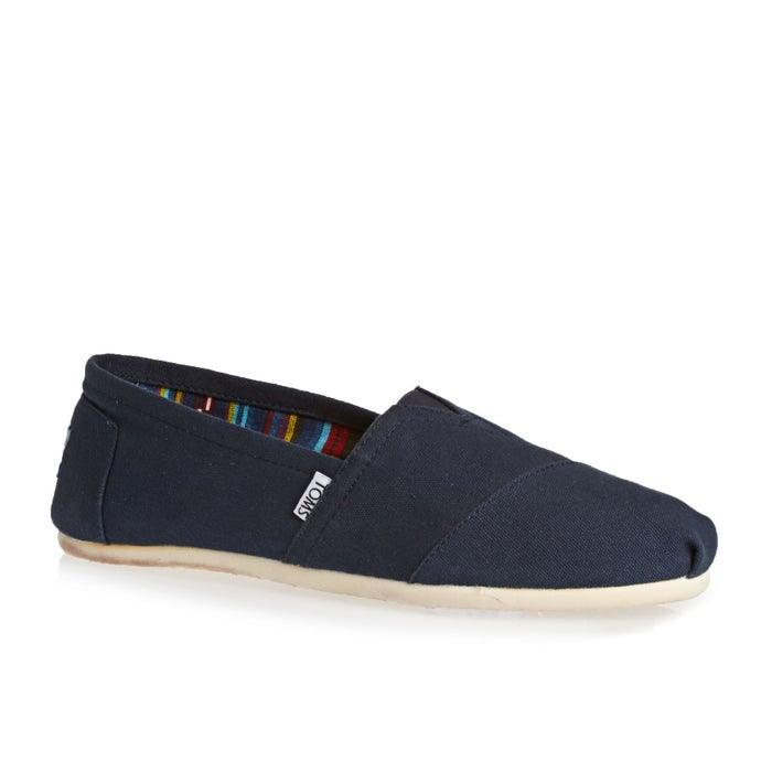 954da66645 Toms Mens Classic Alpargata Slip On Shoes available from Surfdome