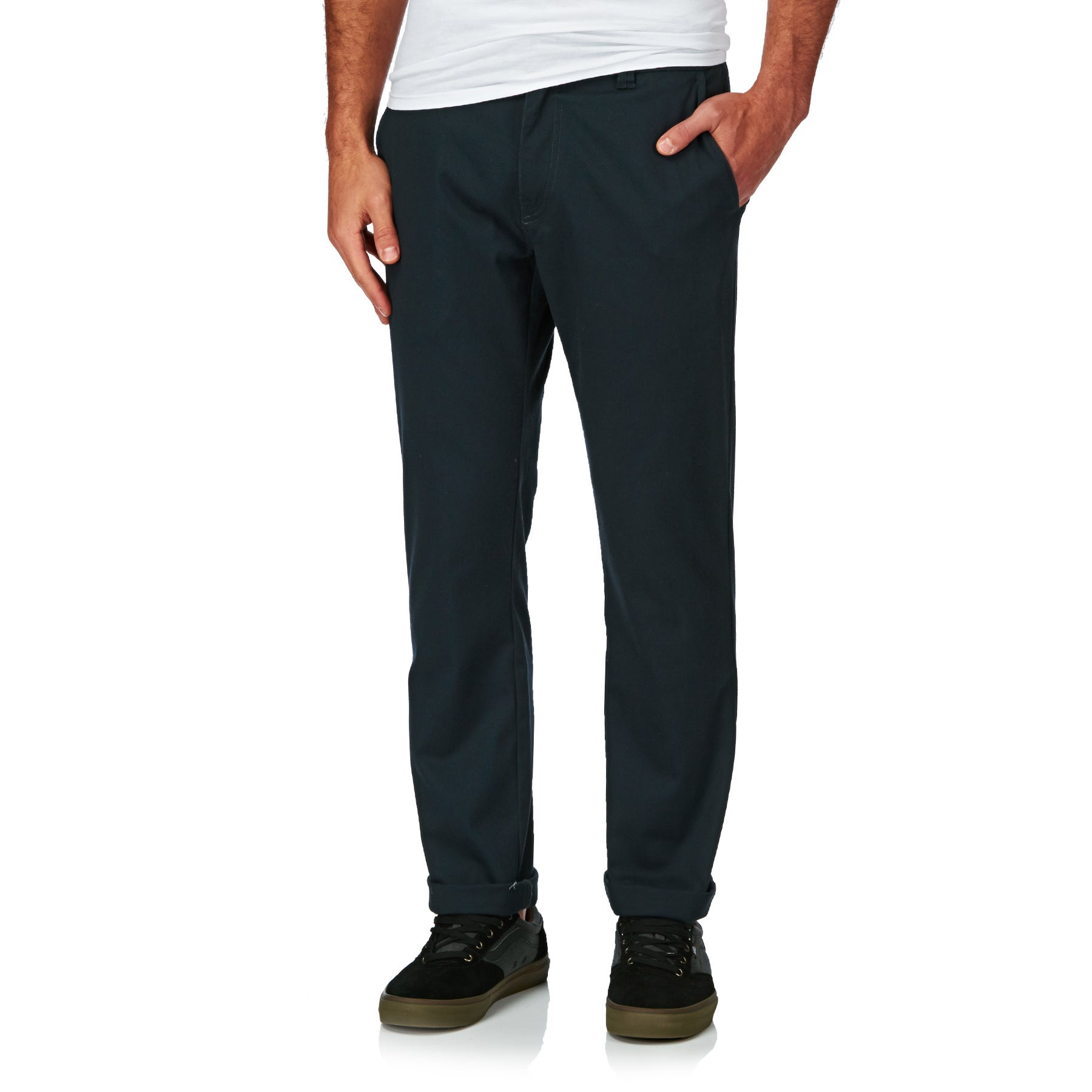 Volcom Frickin Modern Stretch Chino Pant - Dark Navy
