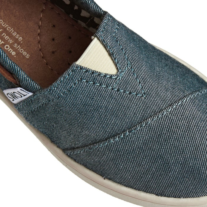 Toms Bimini Kids Slip On Shoes