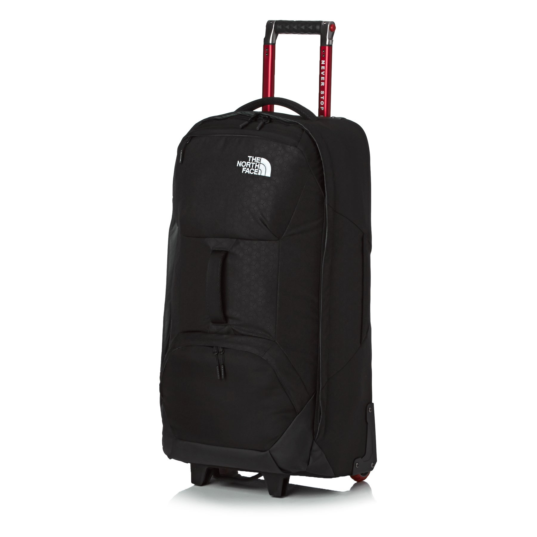North Face Longhaul 30 Luggage - TNF Black