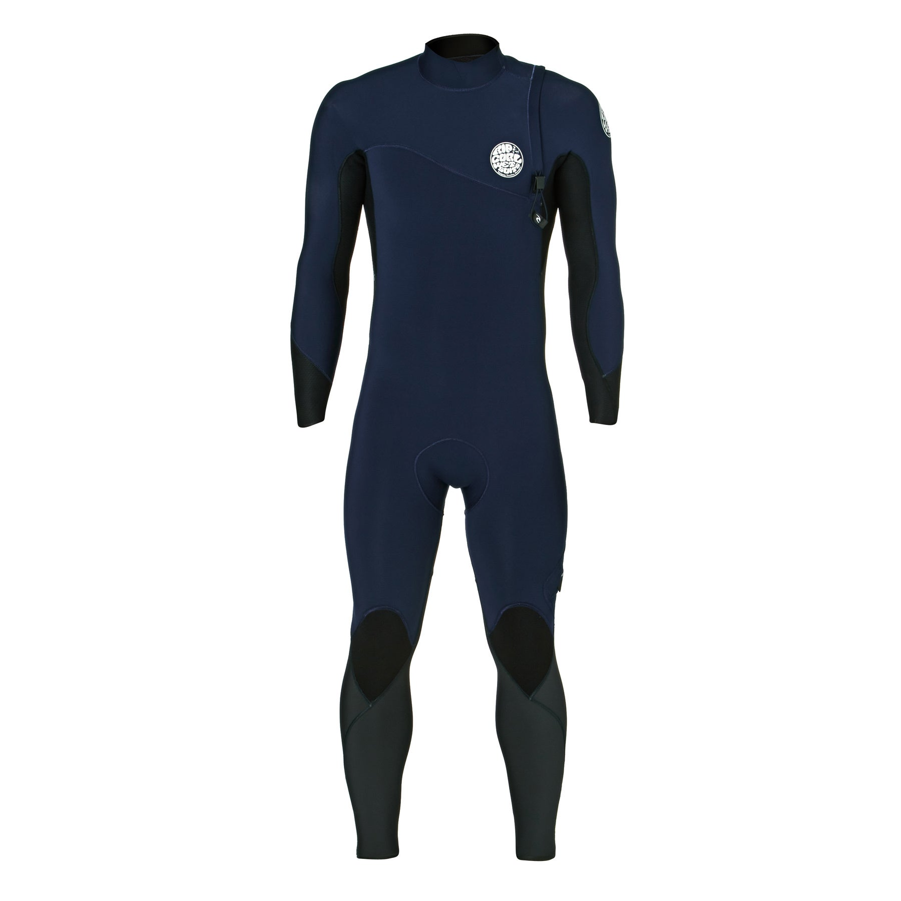 Rip Curl Flashbomb 4/3mm 2017 Zipperless Wetsuit - Navy