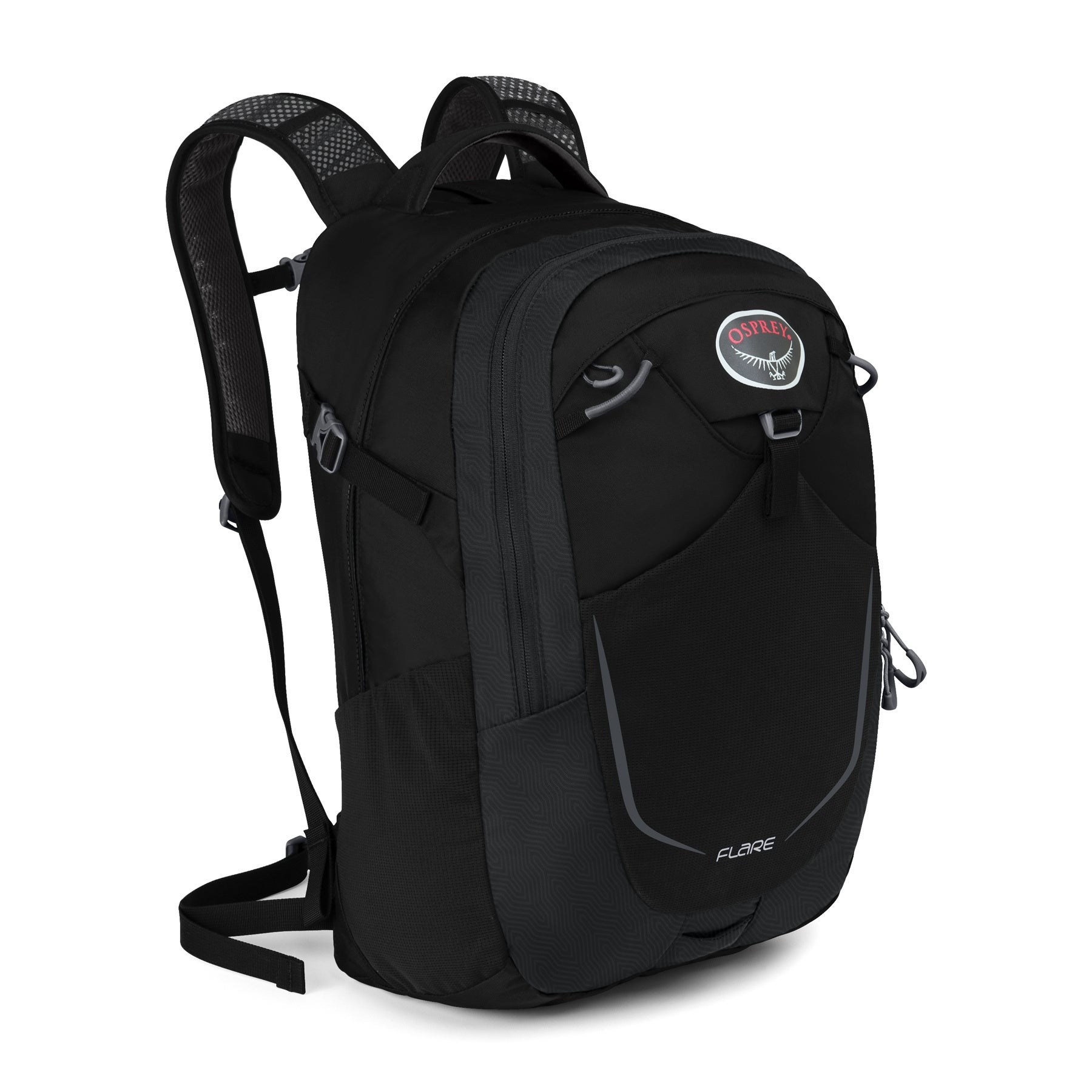Osprey Flare 22 Laptop Backpack - Black